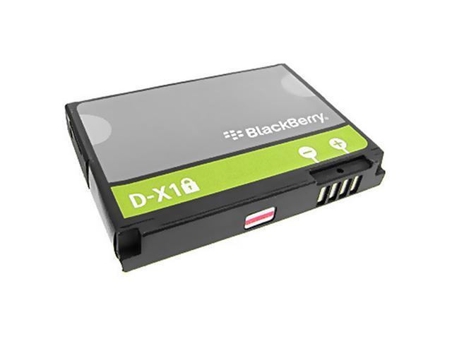 BlackBerry Bold 9650 OEM Battery D-X1 1380 mAh