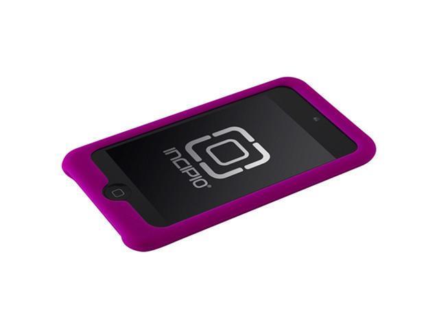Apple iPod Touch 4G INCIPIO dermaSHOT Silicone Skin Case (Bright Purple)