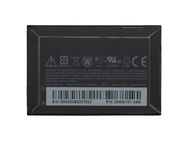 T-Mobile myTouch 3G Slide Li-Ion Polymer OEM Replacement Battery (1300mAh)