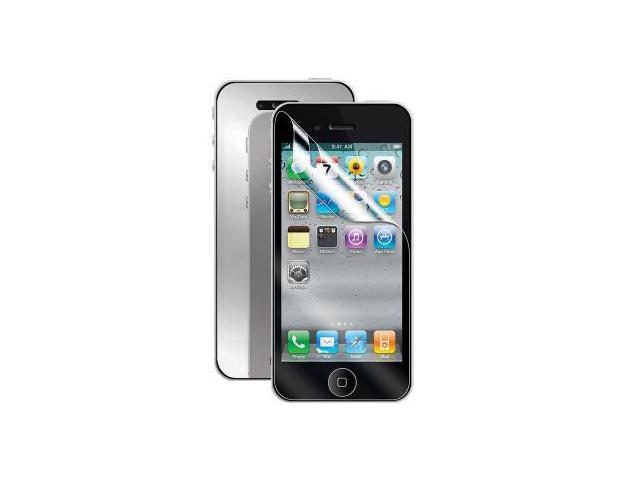 Apple iPhone 5 Mirror and Anti-Scratch Screen Protectors Combo