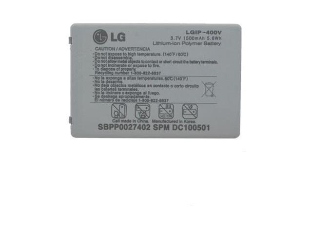 LG Ally Li-Ion Polymer Replacement Battery 1500Mah (OEM)