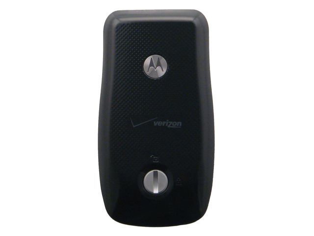 Motorola Barrage V860 Extended Waterproof Battery Cover (KAHN4374) (Black)