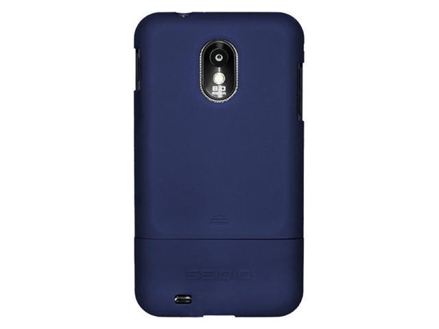 Seidio Surface Case for Samsung Epic 4G Touch - Sapphire Blue