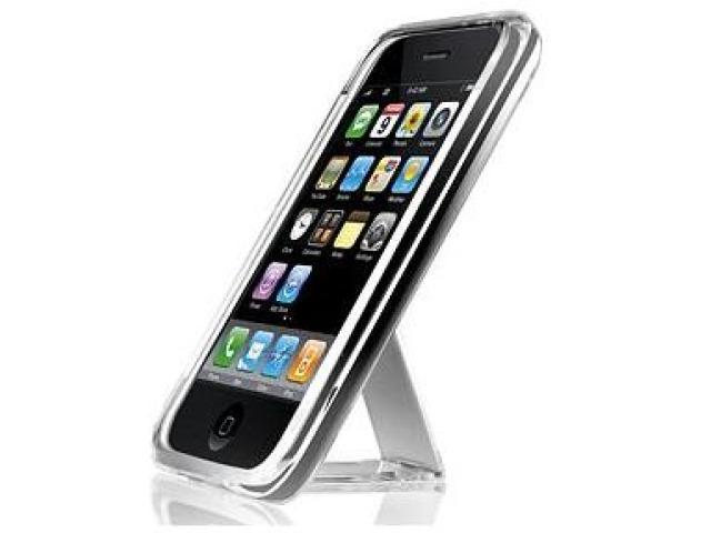 DLO VideoShell Hard-Shell Clear Case fits Apple iPhone 3G 8Gb / 16Gb, Apple iPhone 3G S 16Gb / 32Gb