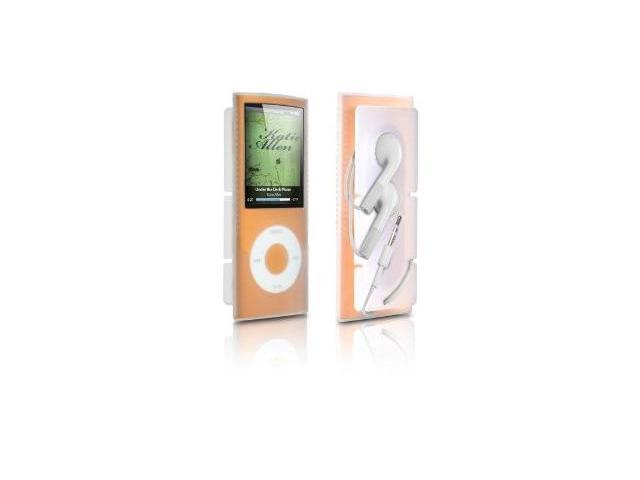DLO Jam Jacket with Cord Management for iPod nano 4G (Clear)