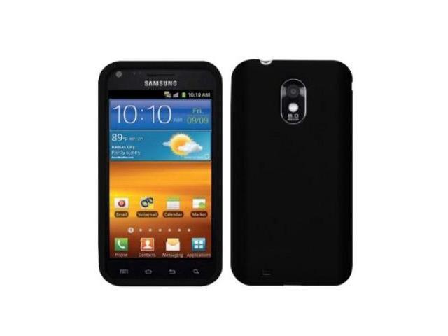 Fosmon Soft Silicone Skin Case for Samsung Galaxy S II Epic 4G Touch / Samsung Within