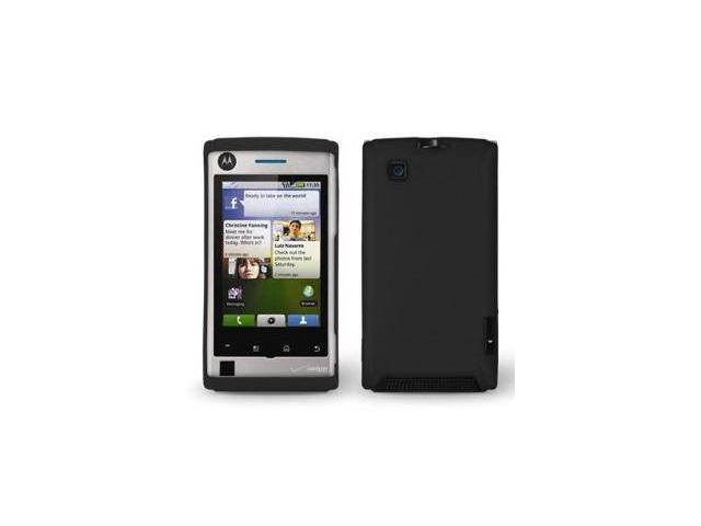 Fosmon Soft Silicone Gel Skin Cover Case for Motorola A555 Devour