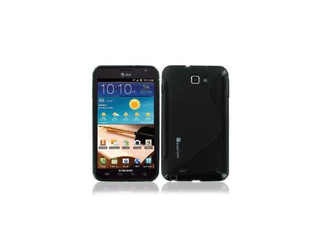 GreatShield Guardian S Series Slim-Fit SLine Design TPU Case for Samsung Galaxy Note, AT&T (SGH-i717, GT-N7000)