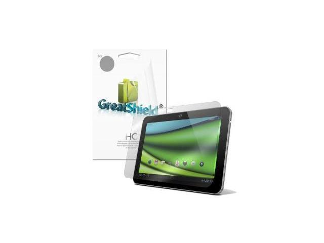 GreatShield Ultra Smooth Clear Screen Protector Film for Toshiba Excite 10 LE Touchscreen Tablet (3 Pack)