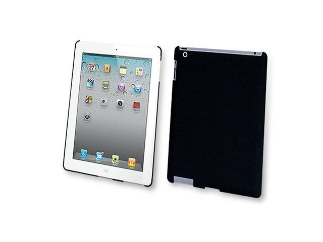 Fosmon Rubberized Hard Back Cover Case for Apple iPad 3