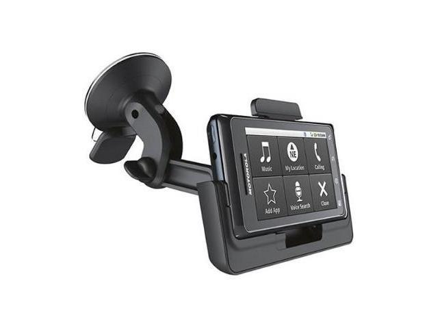 Motorola Global Vehicle Mount w/ Rapid Car Charger for Motorola Droid 2/ Droid 2- Retail