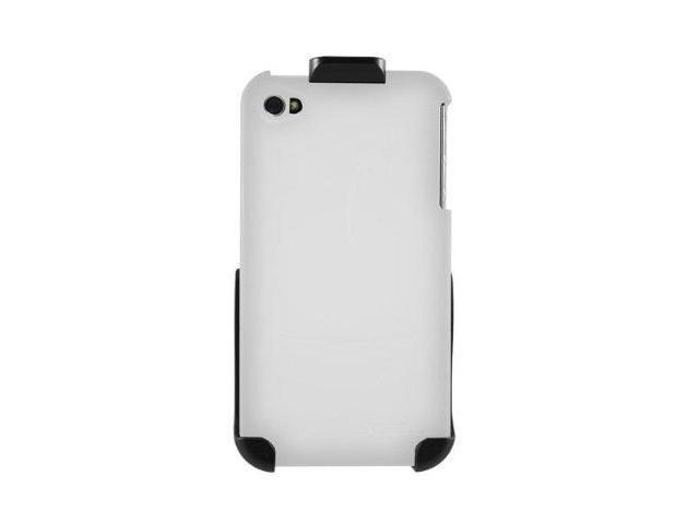 Seidio SURFACE Case and Holster Combo for Apple iPhone 4 and 4S (All Carriers)