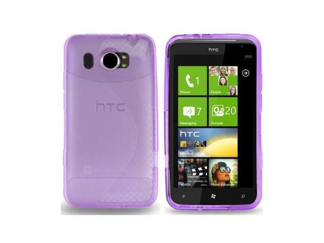 Fosmon S-Curve TPU Case for HTC Titan II