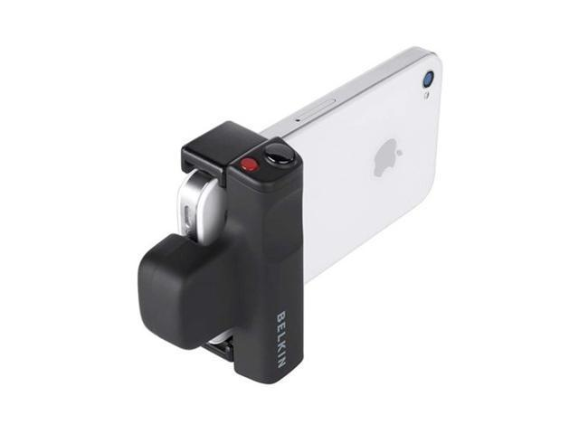 Belkin LiveAction Camera grip with Application for Apple iPhone 4 / Apple iPhone 4S / Apple iPod Touch 4th Gen