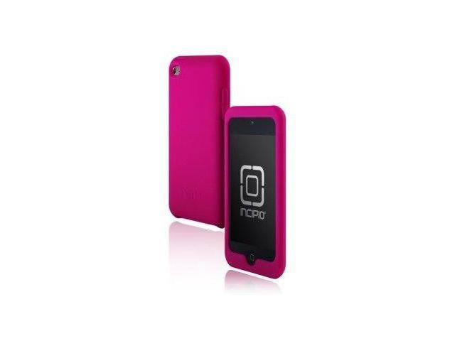 Incipio dermaSHOT Silicone Case fits Apple iPod Touch 4th Gen - Pink