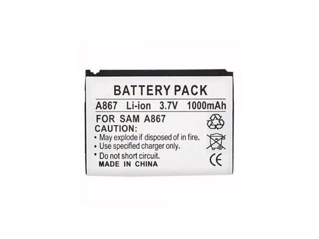 1200mAh Li-Ion Replacement Battery for Samsung BlackJack, Access, ACE, Eternity by Fosmon