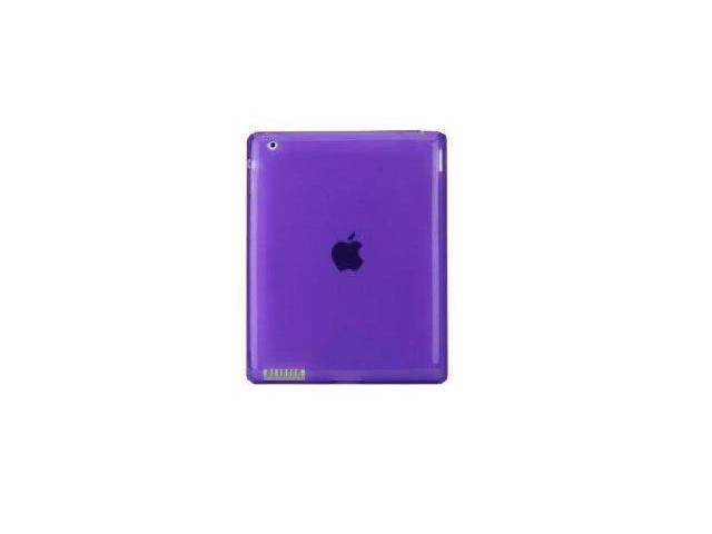 Fosmon TPU Case for Apple iPad 2 (Purple)