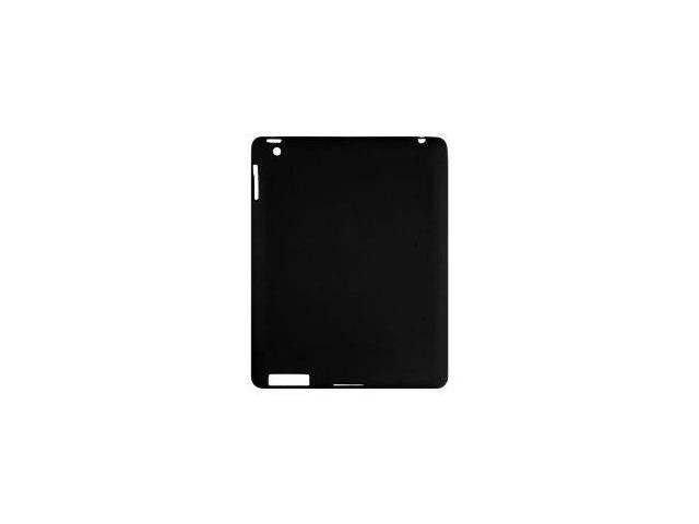 Fosmon TPU Case for Apple iPad 2 (Black)