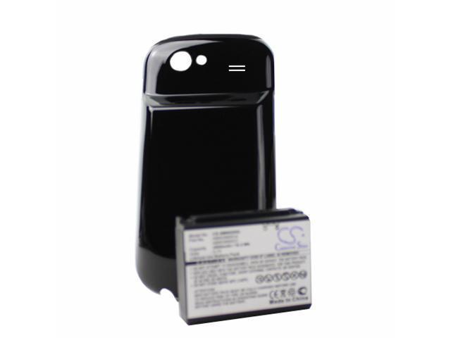 Fosmon 2800mAh Extended Li-ion Battery w/ Cover forSamsung Google Nexus S