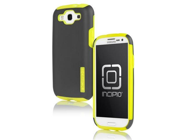 Incipio Silicrylic Hard Shell Case with Silicone Core for Samsung Galaxy S III - 1 Pack - Retail Packaging