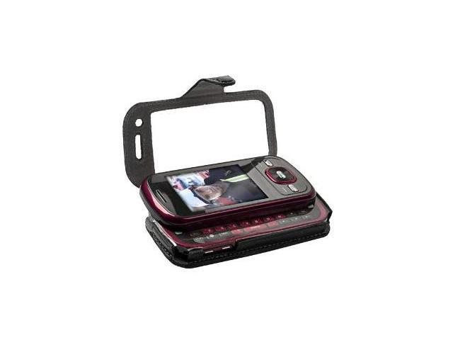 Krusell 89443 Samsung SPH-m550 Exclaim Dynamic Leather Case with swivel clip