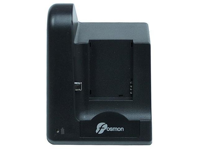 Fosmon® Premium Quality USB Cradle Desktop Charger Pod for HTC ChaCha with Extra Battery Charging Slot