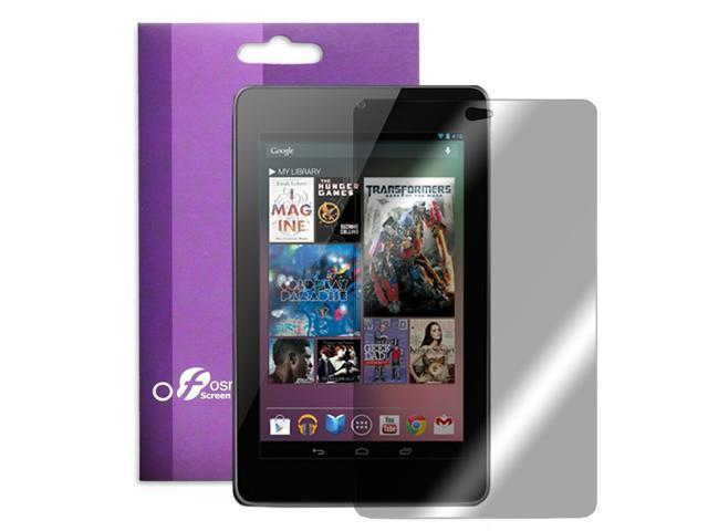 Fosmon Crystal Clear Screen Protector Shield for Google Nexus 7 / Asus Nexus Tablet - 1 Pack