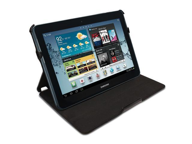 GreatShield Multi-Stand Leather Case Cover for Samsung
