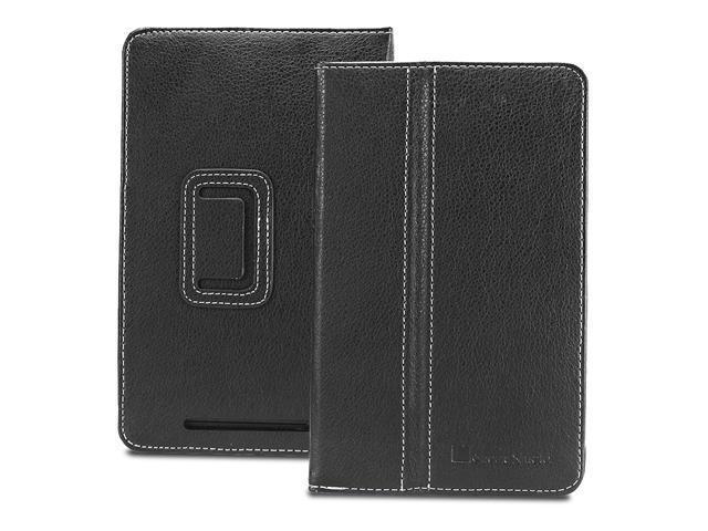 GreatShield Leather Flip Stand Protector Folio Case for Google Nexus 7