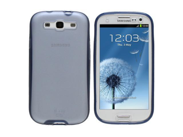 iLuv Twain Protector Case w/ Screen Cover for Samsung Galaxy S III S3