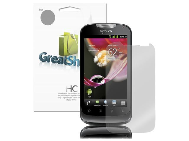 GreatShield 3 Pack Screen Protector Guard Shield for myTouch U8680 U8730