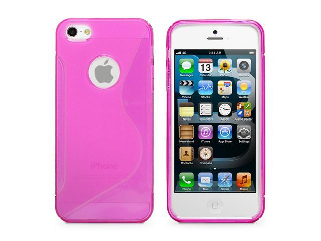 Fosmon DURA S Series TPU Case for Apple iPhone 5 / 5S