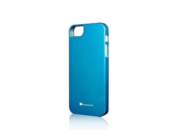 GreatShield Guardian UV Glossy Series Slim Fit Protector Case for Apple iPhone 5