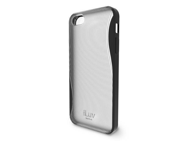 iLuv Twain Two-Part Dual Protection Case for Apple iPhone 5 - Black