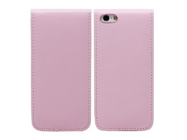 Fosmon FLY Series Flip Leather Case for Apple Iphone 5 - Light Pink
