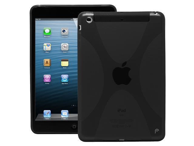 Fosmon DURA X Series TPU Case for Apple iPad Mini (Black)