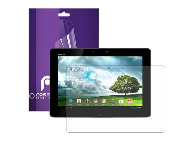 Fosmon Anti-Glare (Matte) Screen Protector Shield for the Asus Transformer Pad TF300 - 3 Pack