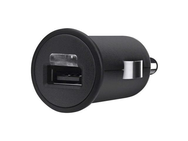 Belkin MIXIT Car Charger with USB Connection for Apple iPhone and iPod and many more - 1 AMP (Black)