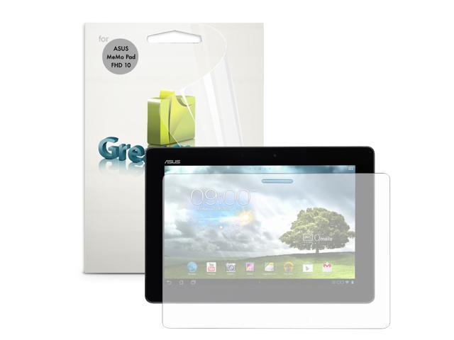 GreatShield Anti-Glare Screen Protector for Asus MeMO Pad FHD 10 - 3 pack