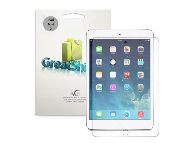 GreatShield Screen Shield Apple iPad Mini (2012) / Apple iPad Mini 2 (2013) - Anti-Glare - 3 pack