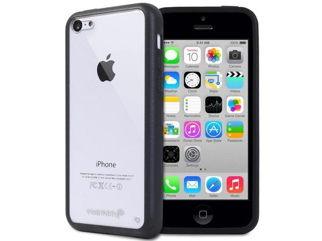 Fosmon HYBO-FENDER Series Hybrid TPU + PC Case Cover for Apple iPhone 5C