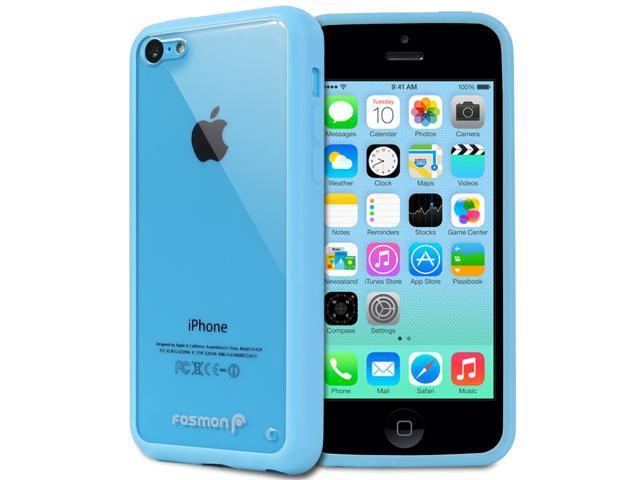 Fosmon HYBO-FENDER Series Hybrid TPU + PC Case Cover for Apple iPhone 5C