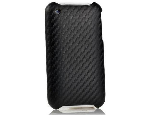 DragonFly Carbon Fiber Protective Shield for Apple iPhone 3G / 3GS