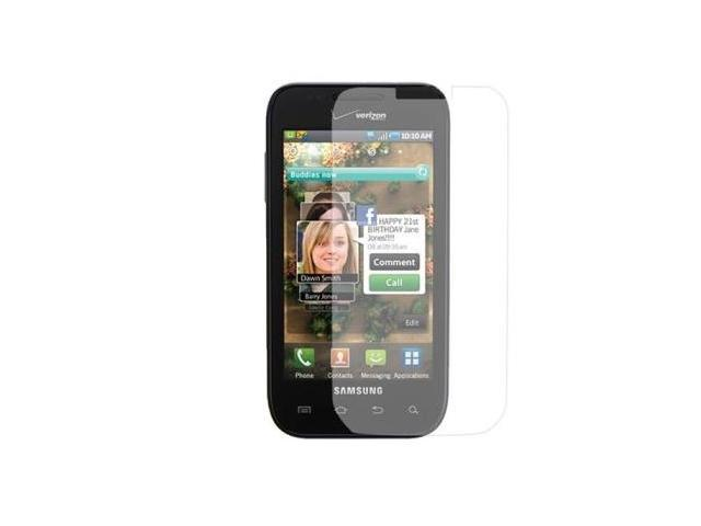 Fosmon Premium Quality Crystal Clear Screen Protector for Samsung Fascinate SCH-i500