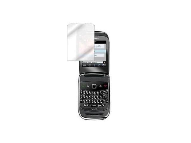 Fosmon Premium Quality Mirror Screen Protector for BlackBerry Style 9670