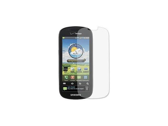 Fosmon Premium Quality Crystal Clear Screen Protector for Samsung Continuum SCH-i400