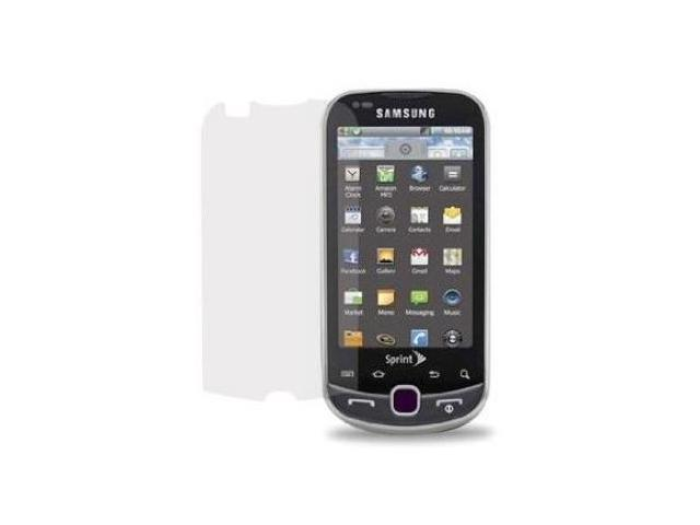 Fosmon Premium Quality Crystal Clear Screen Protector for Samsung Intercept M910