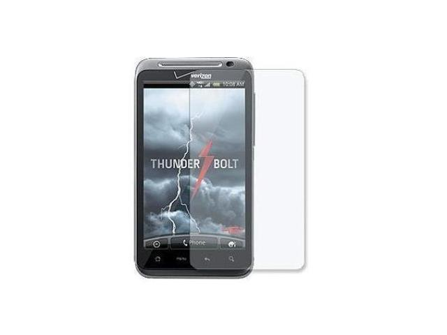 Fosmon Premium Quality Crystal Clear Screen Protector for HTC ThunderBolt