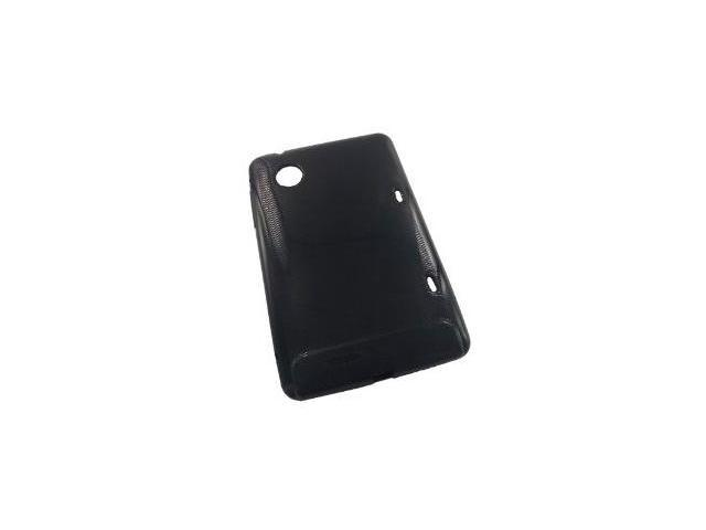 Fosmon TPU Case With Textured Grip for HTC Flyer (Black)