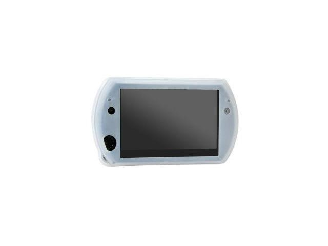 Fosmon Silicone Skin for Sony PSP Go (Clear)